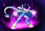 Commission: Phira's Demonic Focus