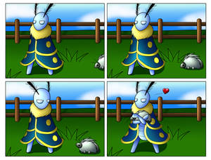 Bug Fables - Leif's Relaxation Time