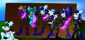 Comm: Picture Perfect! (Twinning/Cloning TF)