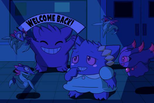 Poketoons Fanart: Shoko Returns (Updated)