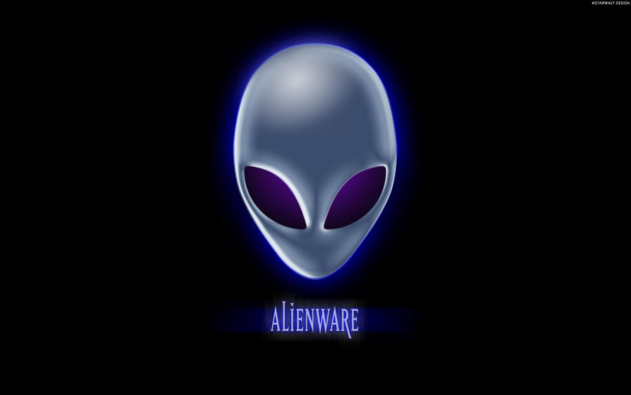 alienware wallpaper by starwaltdesign on deviantart