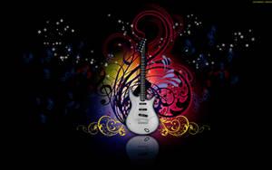 Guitar Reflections by StarwaltDesign