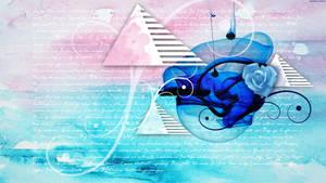 HDAbstract Watercolor_Pyramids