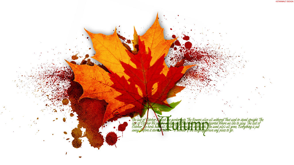 Autumn by StarwaltDesign