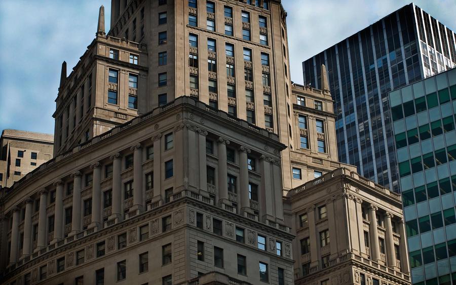NYC View by StarwaltDesign