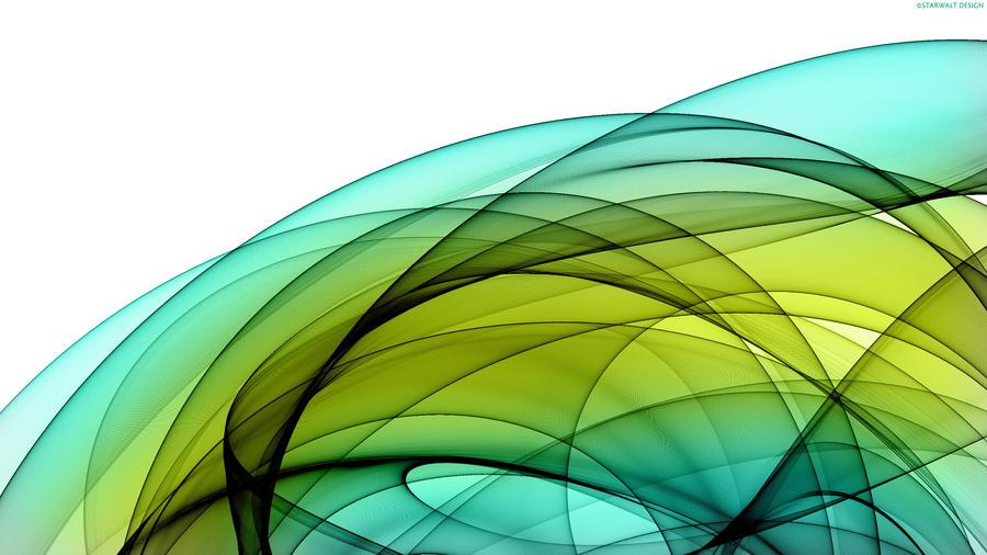 Green Curve by StarwaltDesign