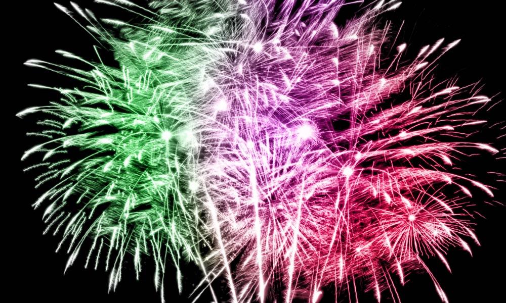 Firework Brushes by StarwaltDesign