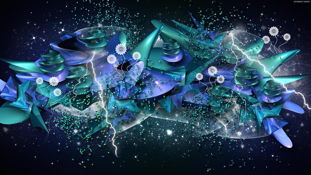 Space Garbage by StarwaltDesign