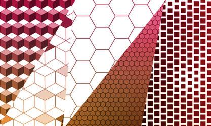Grid Brushes by StarwaltDesign