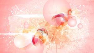 Pink Flamingo Composition by StarwaltDesign