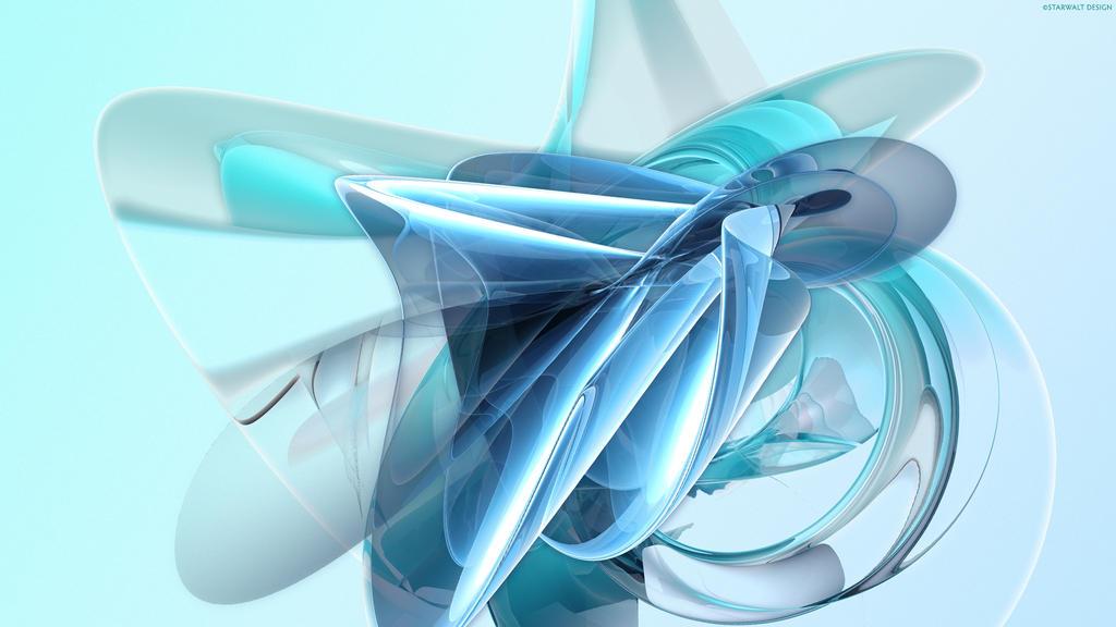 Fluid Glass by StarwaltDesign