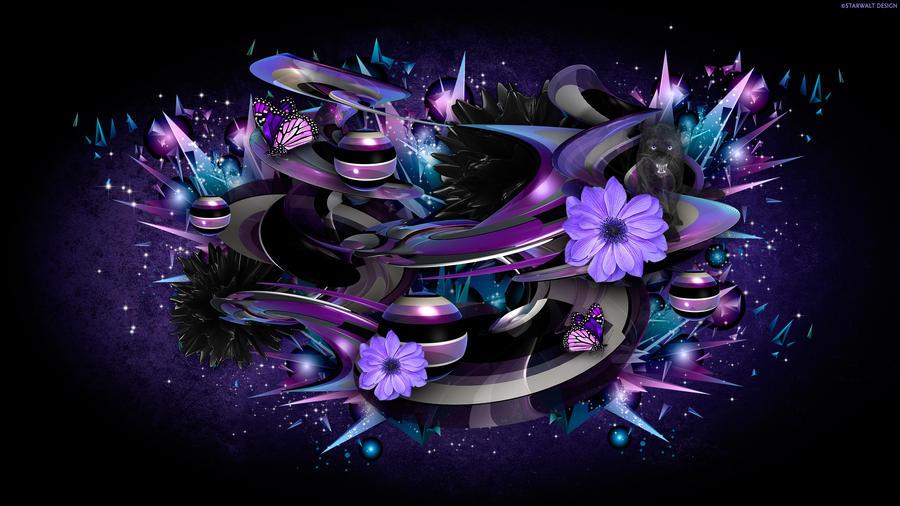 Black Panther by StarwaltDesign
