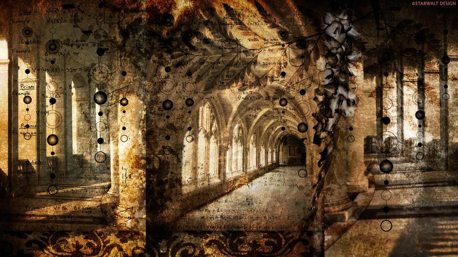 3 Corridors by StarwaltDesign