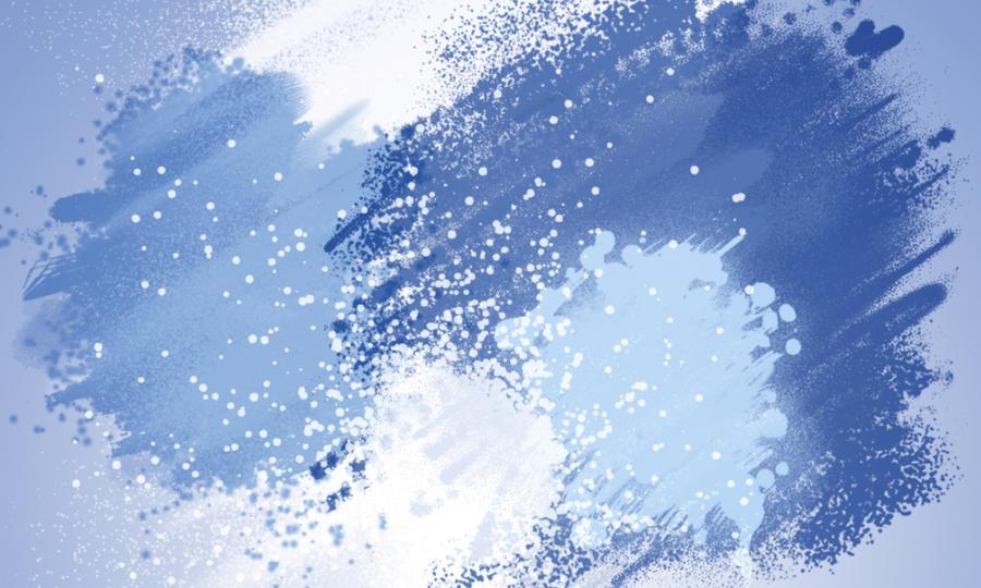Paint Spatter Vol2 by StarwaltDesign