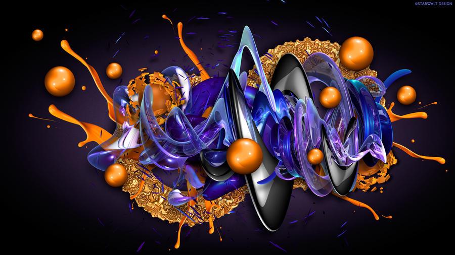 Royalty in Motion by StarwaltDesign
