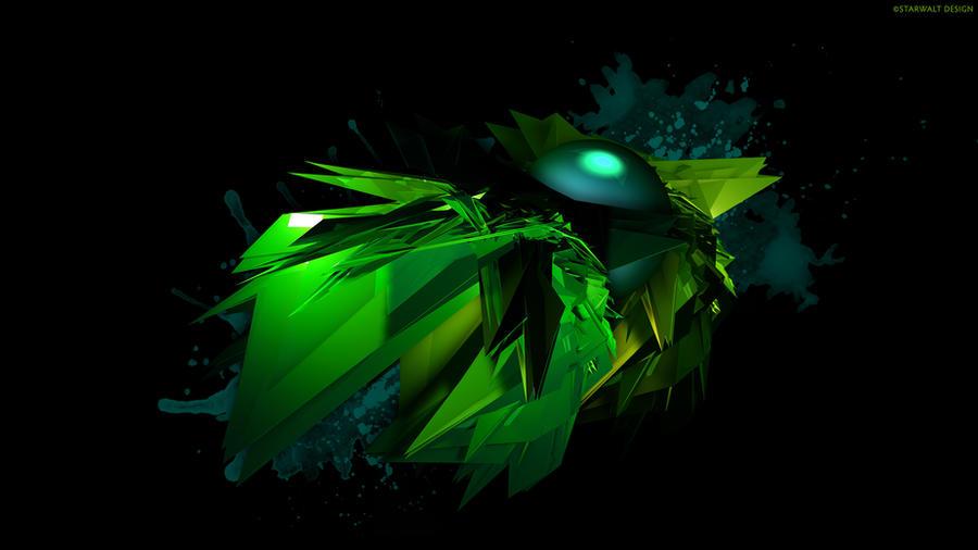 Green Utopia by StarwaltDesign