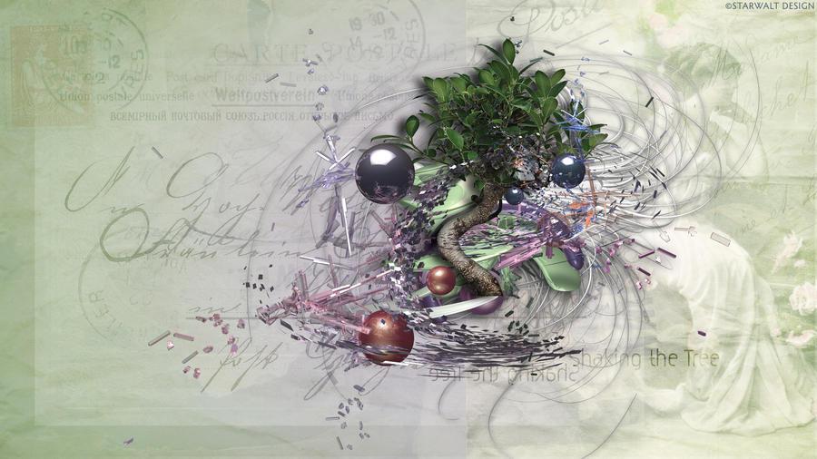 Shaking the Tree by StarwaltDesign