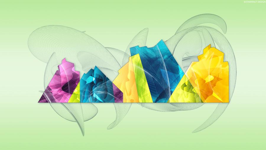 Color Peaks by StarwaltDesign
