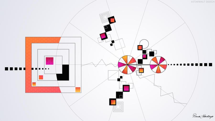 Stickman Ferris Wheel by StarwaltDesign