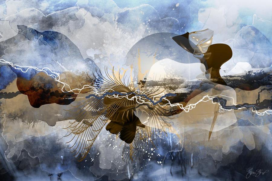 Virtual Blue Memory by StarwaltDesign