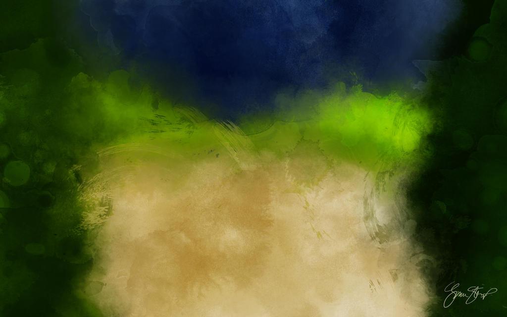 Evergreen Cliff by StarwaltDesign