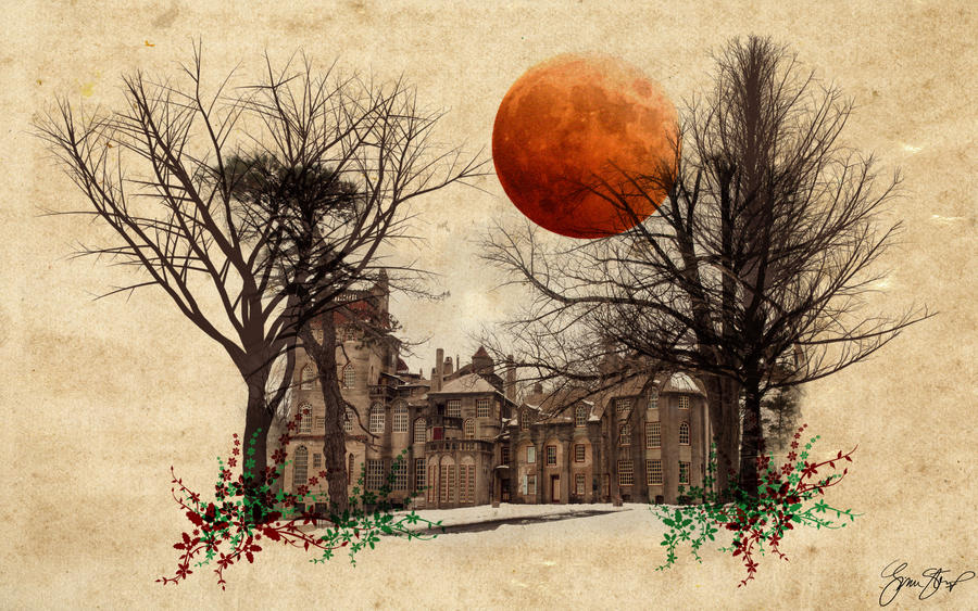 Mercer mansion collage by starwaltdesign on deviantart for Mercer available loads