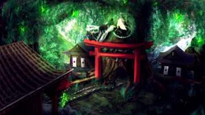 Amaterasu's Shrine