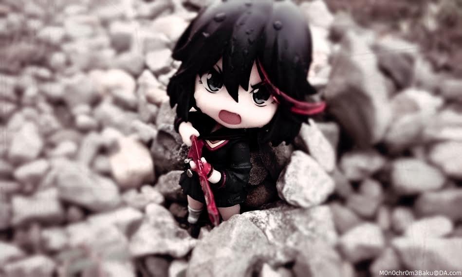 Battle Cry by M0n0chr0m3Baku