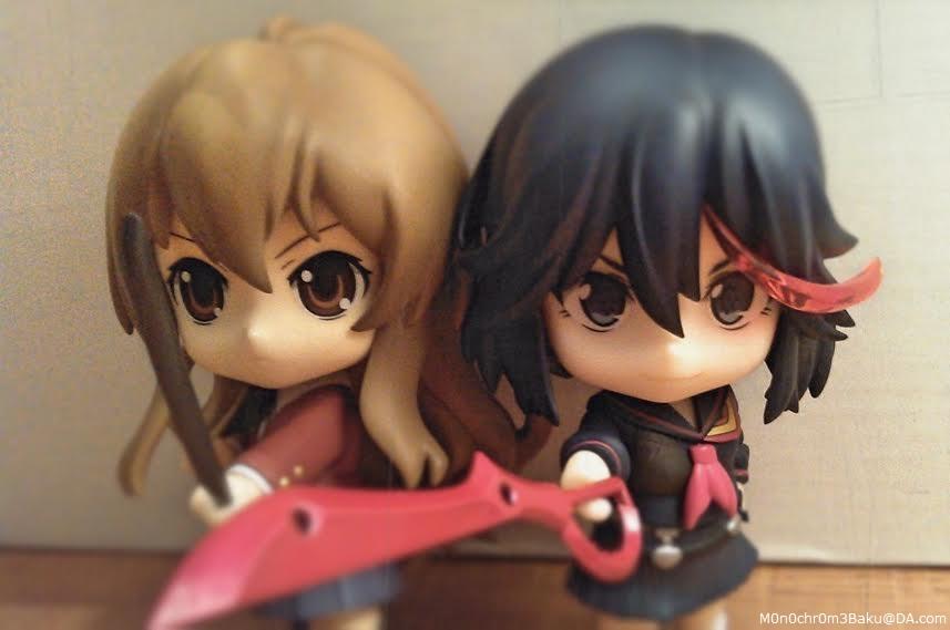 Tsun-duo by M0n0chr0m3Baku