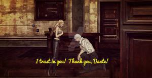 P R O M I S E O F A L I F E T I M E Trish Dante 18