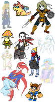 Chrono Cross Gender