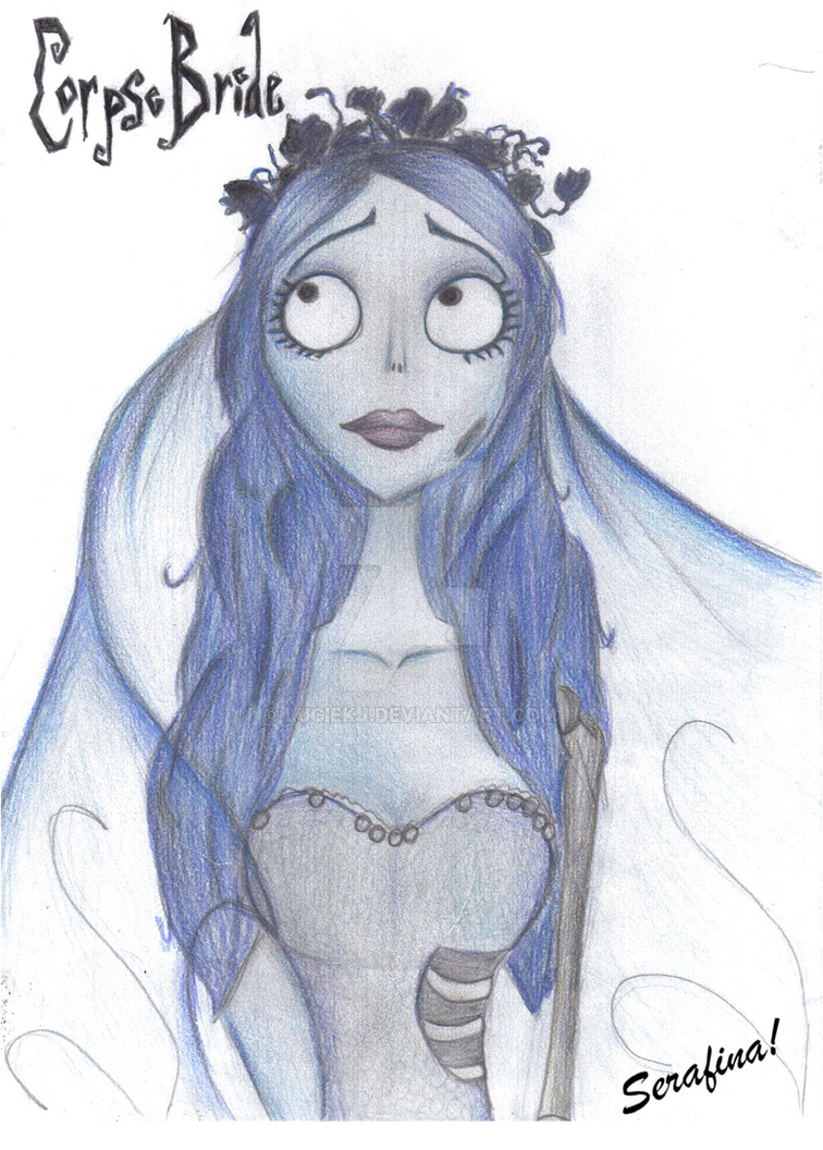 Emily the Corpse Bride by LucieKJ on DeviantArt