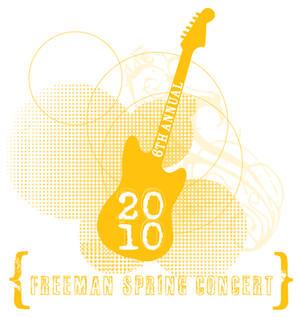 Freeman Spring Concert 2010