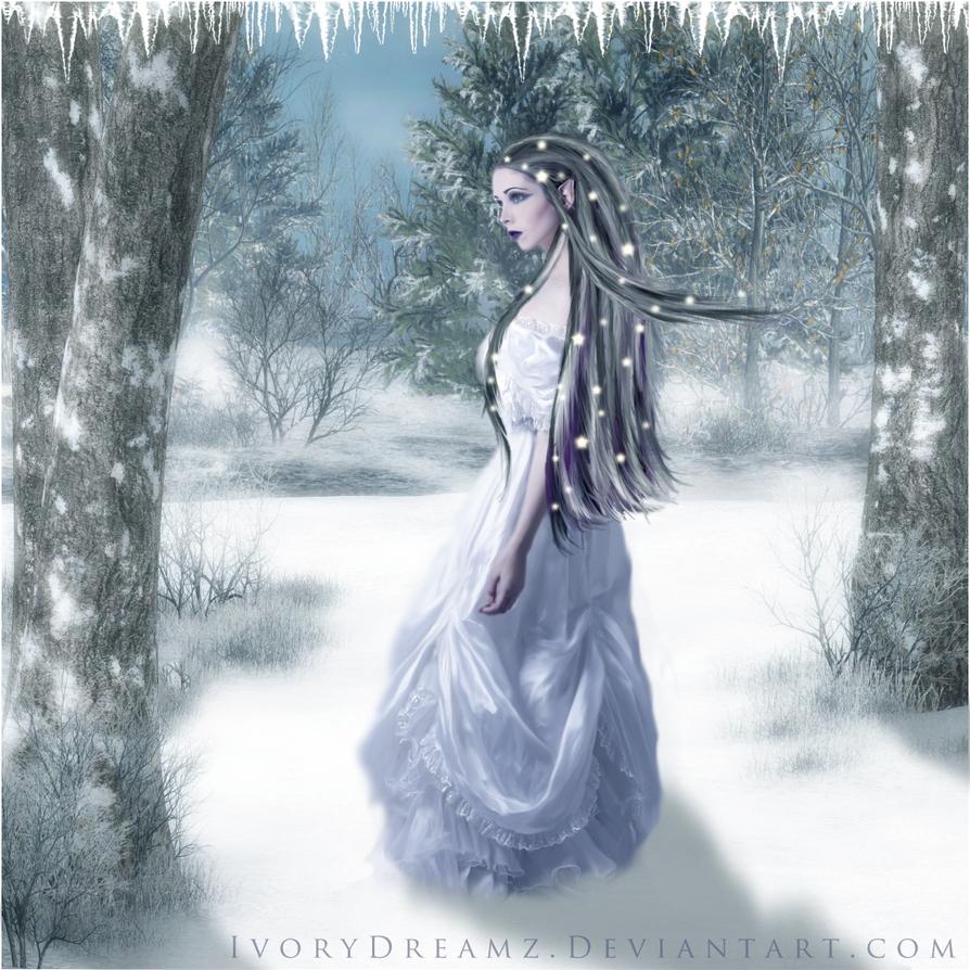 Winter by IvoryDreamz