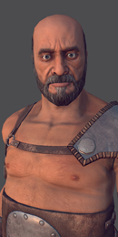 agron the barbarian