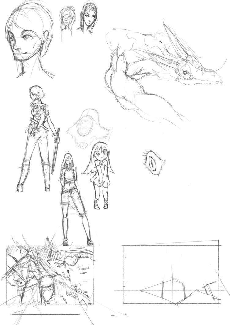 Sketchs11 by Ryv3x