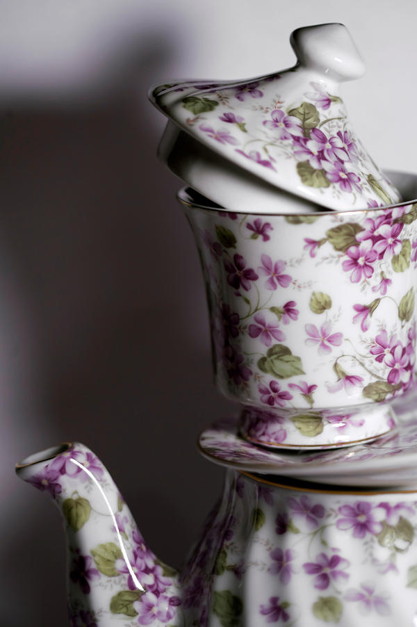 Tea Time by BWilliamsPhotography