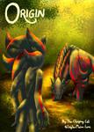 Origin (cover)