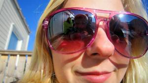 sunglasses by Nesiory