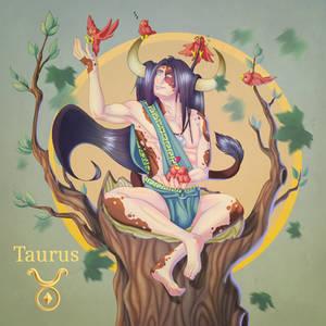 Taurus the calm scholar