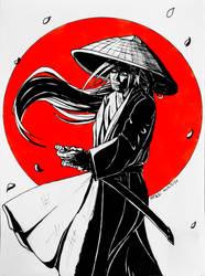Half Blind Samurai