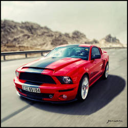 'stang 3 by speedrahul