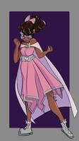 Magical Girl Au - Aphrodite 'Addi' Fey