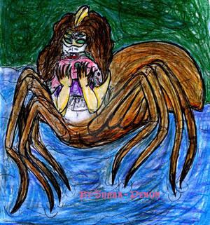 Monstersona Day 3: Spider