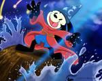 Oswald's Dream 8 Sorcery