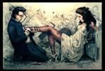 Cinderella Fetish- Color Wash by ChaseConley