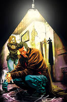 Unused Dresden Files Cover by ChaseConley