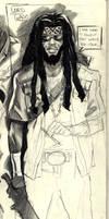 DearMoleskin-Lord Gado Pencil