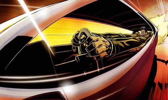 BlacK Dynamite - Drive Edition