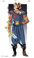 Ren- Pirate of Dark Water